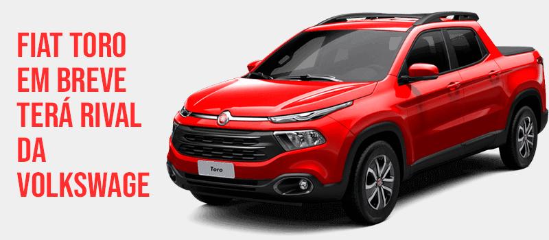 concorrente do Fiat Toro